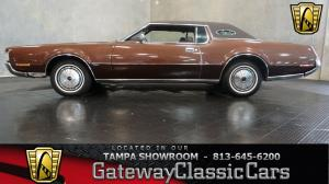 1972 LincolnMark IV  - Stock 378R - Tampa