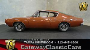 1967 Plymouth  - Stock 557 - Tampa, FL