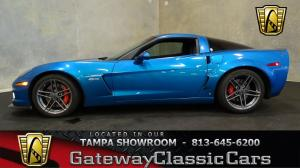 2008 ChevroletZ06  - Stock 562R - Tampa