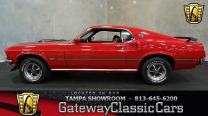 1969 FordMach 1  - Stock 568 - Tampa