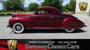 1939 Lincoln  - Stock 592 - Tampa, FL