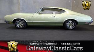 1972 Oldsmobile442  - Stock 596 - Tampa