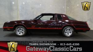 1987 ChevroletSS Aero Coupe  - Stock 600 - Tampa