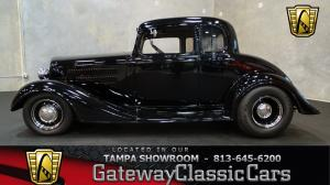 1934 Chevrolet 5 Window