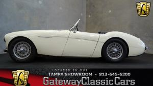1956 Austin Healey<br/>Convertible