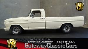 1969 Ford  - Stock 658 - Tampa
