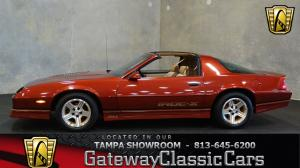 1989 ChevroletIROC-Z Z28  - Stock 667 - Tampa