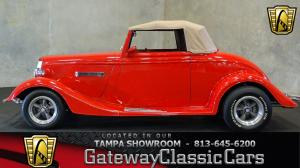 1934 Ford  - Stock 672 - Tampa