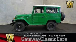 1983 ToyotaLand Cruiser  - Stock 693 - Tampa