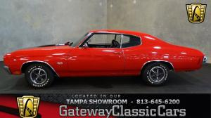 1970 ChevroletSS LS6 Tribute - Stock 699 - Tampa
