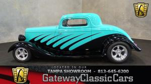 1933 FordCoupe  - Stock 715 - Tampa