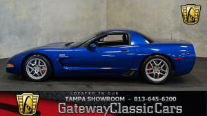 2003 ChevroletZ06  - Stock 718 - Tampa