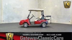 2014 Club Car Bentley Golf Cart