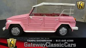 1974 VolkswagenAcapulco Edition Tribute  - Stock 767 - Tampa