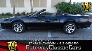 1988 ChevroletIROC-Z  - Stock 789 - Tampa