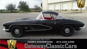 1961 ChevroletBig Brake Fuelie  - Stock 807 - Tampa