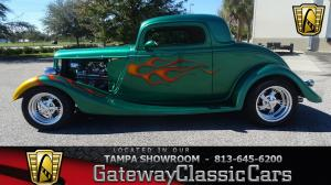 1933 FordCoupe  - Stock 817 - Tampa