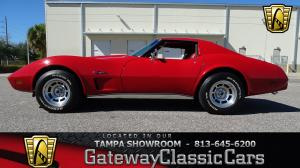 1976 ChevroletStingray  - Stock 828 - Tampa