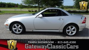 2001 Mercedes-Benz  - Stock 906 - Tampa
