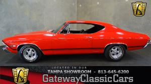 1968 Chevrolet SS - Stock 909 - Tampa