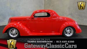 1937 Ford 3 Window