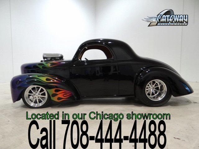 1941 Willys Coupe   - Stock #178-CHI