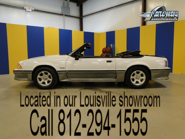 1988 Ford  Mustang GT Convertible - Stock #303-LOU