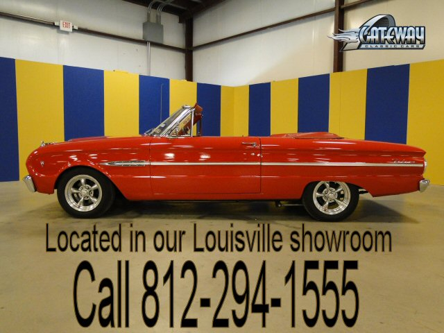 1963 Ford Falcon Convertible  - Stock #304-LOU