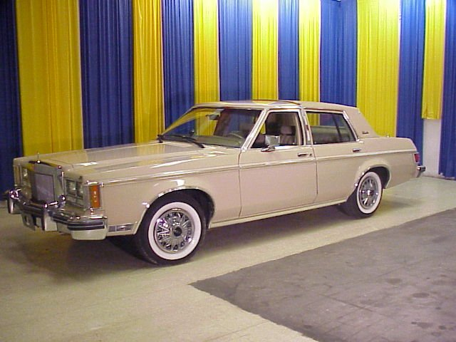 1979 Lincoln Versailles   - Stock #2160-STL