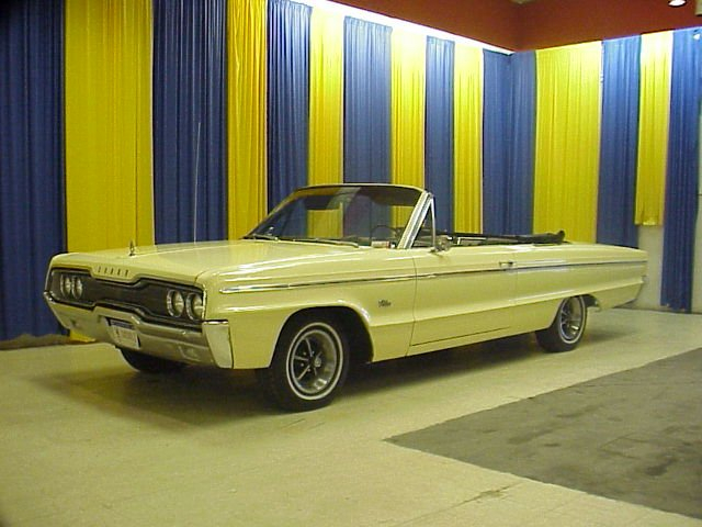 1966 Dodge Polara   - Stock #2295-STL