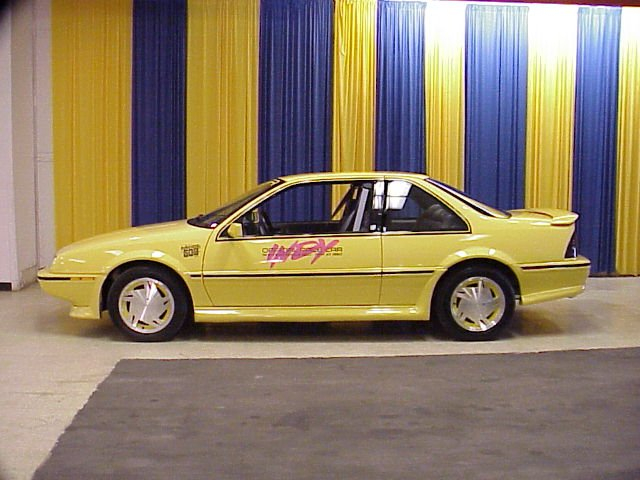 1990 Chevrolet Beretta  Indy Pace Car - Stock #2494-STL