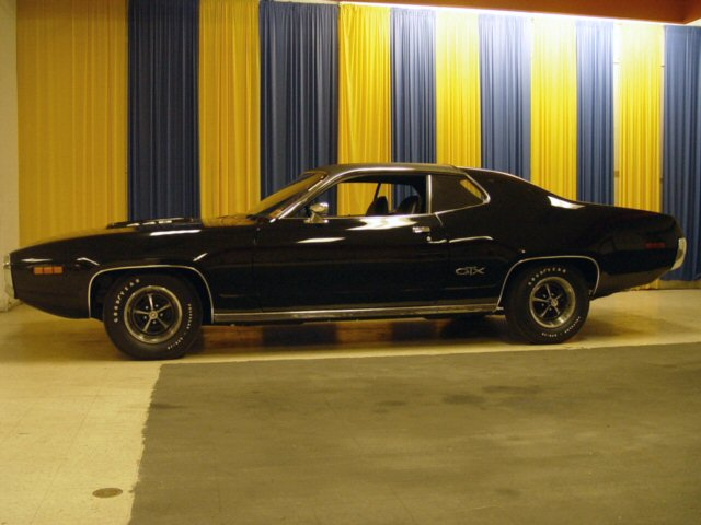 1971 Plymouth GTX   - Stock #3275-STL