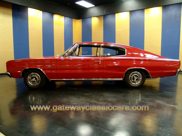 1966 Dodge Charger HEMI  - Stock #4380-STL