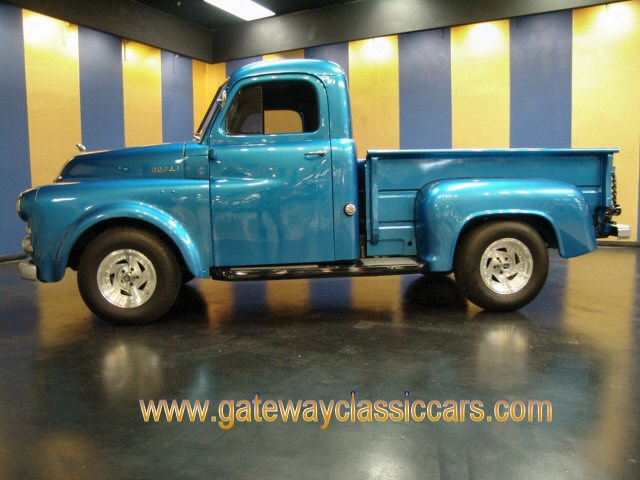 1953 Dodge B Series Pickup  - Stock #4467-STL