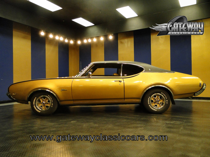 1969 Oldsmobile  Cutlass   - Stock #5114-STL