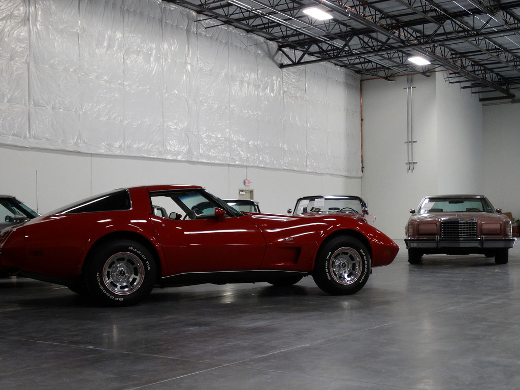 Houston Showroom Gateway Classic Cars