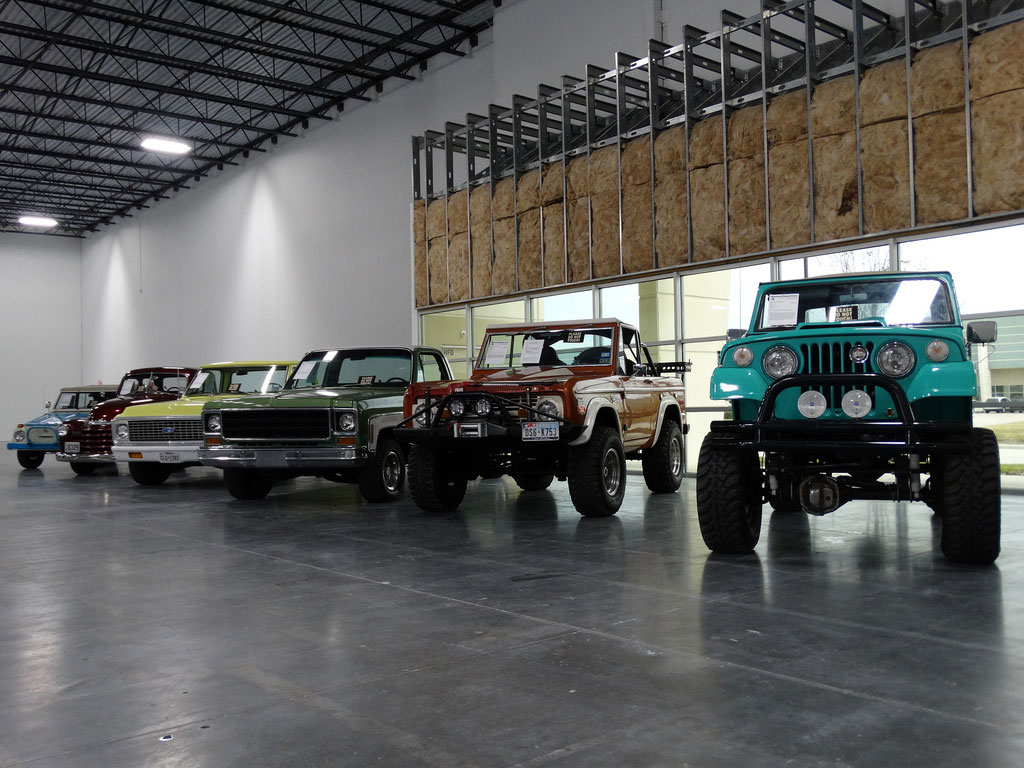Houston Showroom Contact | Gateway Classic Cars
