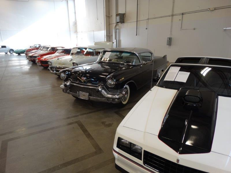 Nashville Showroom Contact | Gateway Classic Cars