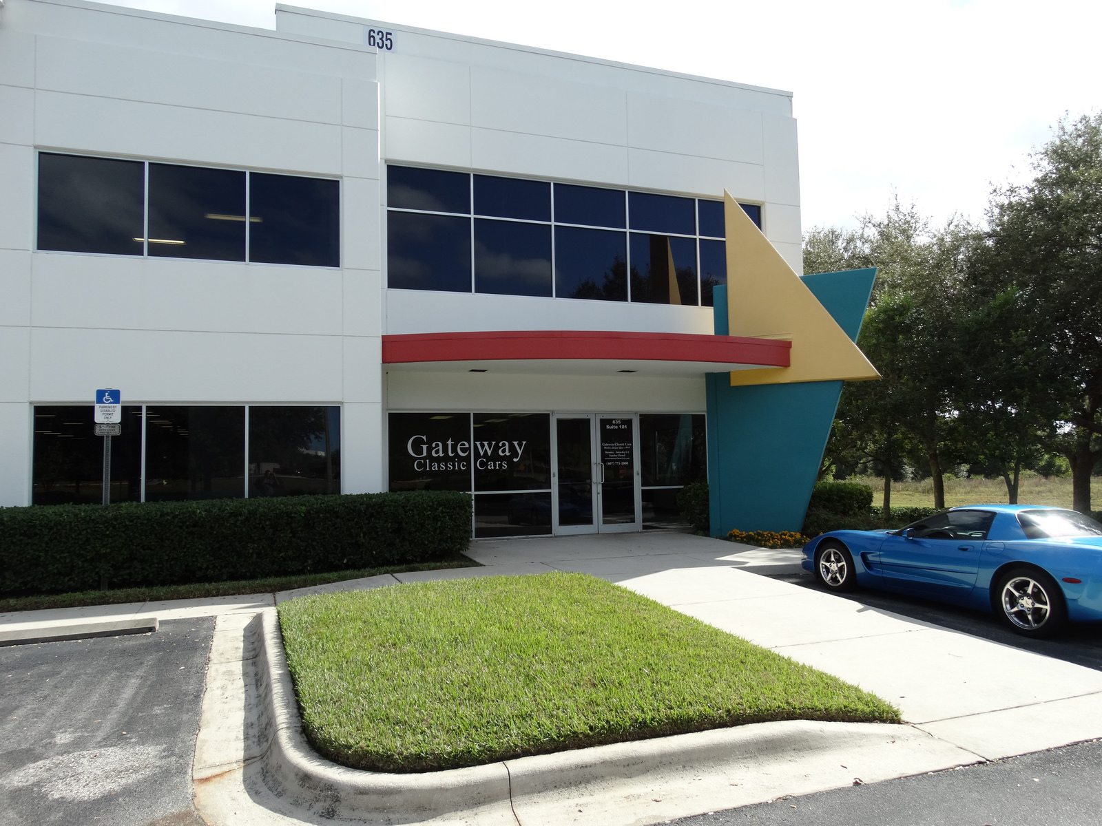 Orlando Showroom Contact | Gateway Classic Cars