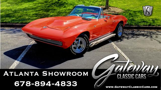 1963 Chevrolet Corvette<br><span style='font-size: large; font-style: italic'><b>  </b></span>