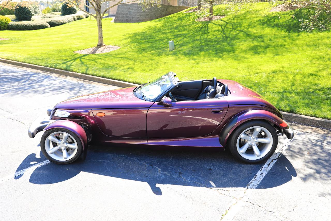 1997 Plymouth Prowler 12