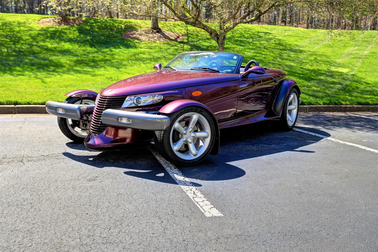 1997 Plymouth Prowler 17