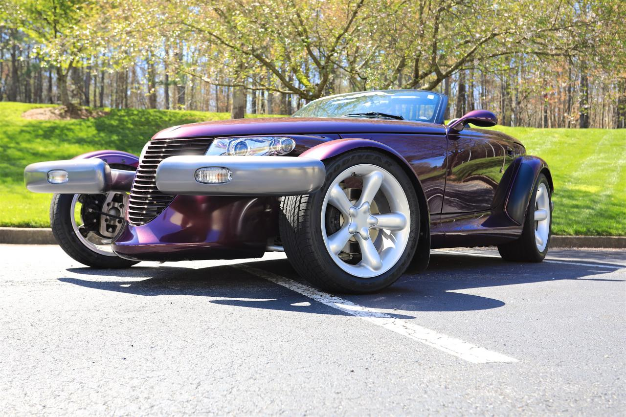 1997 Plymouth Prowler 27