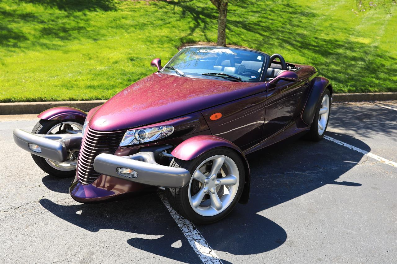 1997 Plymouth Prowler 32
