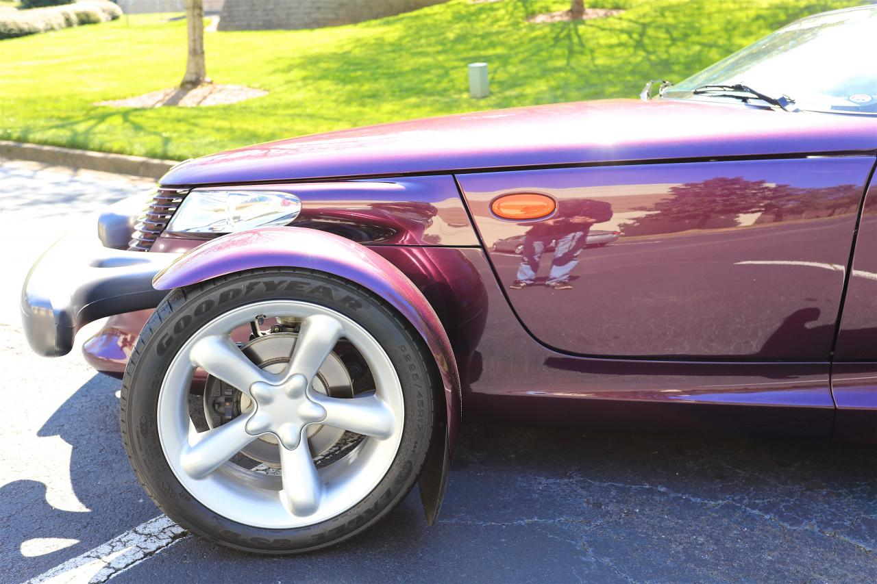 1997 Plymouth Prowler 33