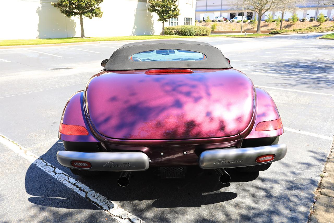 1997 Plymouth Prowler 42