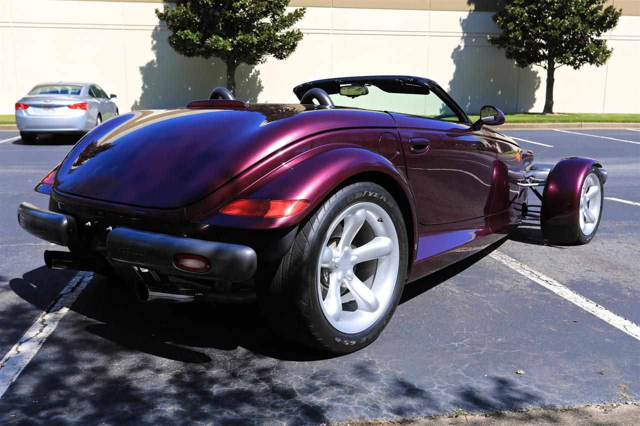 1997 Plymouth Prowler 76
