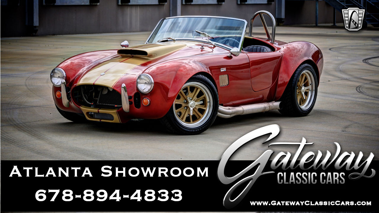 Used 1966 Shelby Cobra