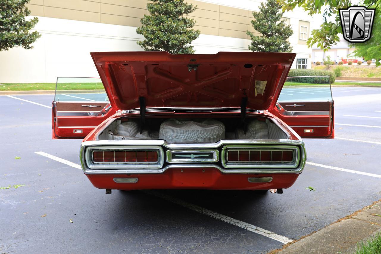 1965 Ford Thunderbird 7