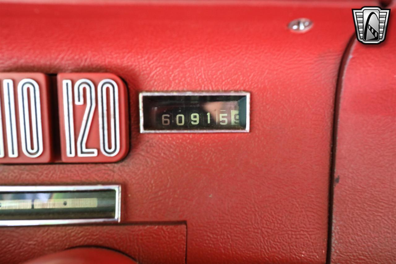 1965 Ford Thunderbird 11